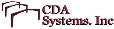 CDA Systems Inc. Logo